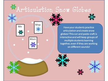 Articulation Snow Globes Bundle