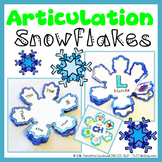 Articulation Snowflakes: Snowflake Crafts for Articulation