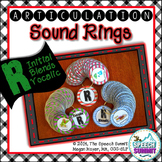 Articulation Sound Rings: R (Initial, Blends, and Vocalic)
