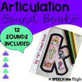 Articulation Sound Books