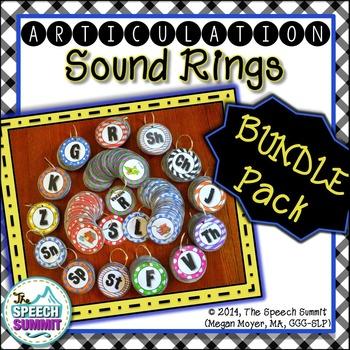 Articulation Sound Rings: Bundle Pack