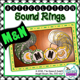 Articulation Sound Rings: M and N
