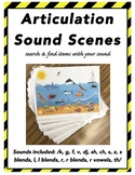 Articulation Sound Scenes