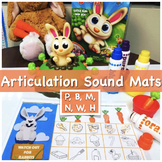 "Articulation ""Early Sounds"" - Sounds Mats for Jumping Jack"