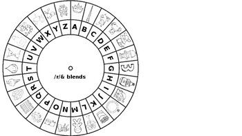 Articulation Spin and Decode: R and R Blends; Print-N-Go