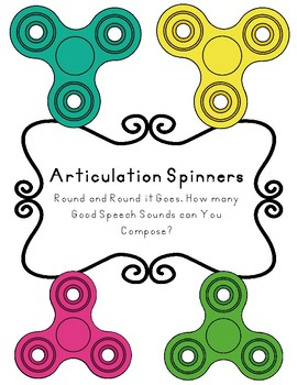 Articulation Spinners