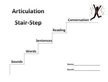 Articulation Stair-Step