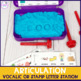 Articulation Stamp Letter Station for Prevocalic R, R-blends and Vocalic R