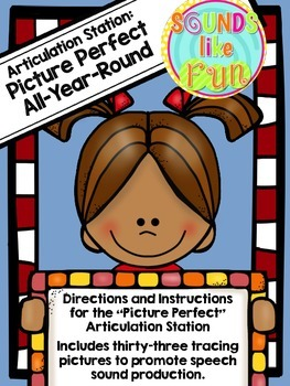 Articulation Station: Picture Perfect All-Year-Round