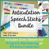 Articulation Speech Sticks Bundle