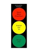 Articulation Stoplight