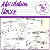 Articulation Stories