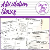 Articulation Stories