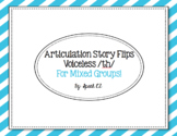 Articulation Story Flips /th/