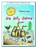 Articulation Story - /S/ all positions- Six Silly Sisters