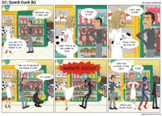Articulation Comic: /k/ (1)