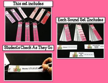 Articulation Strips - Blends (R, S, L)