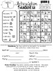 Articulation Sudoku - L Pack - No Prep Articulation Practice