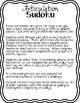 Articulation Sudoku Level 1 Bundle - No Prep Articulation Practice