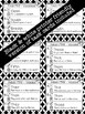 Articulation - TH - Words and Sentences - Interactive Task Cards