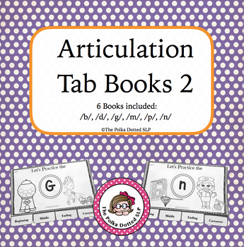 Articulation Tab Books 2