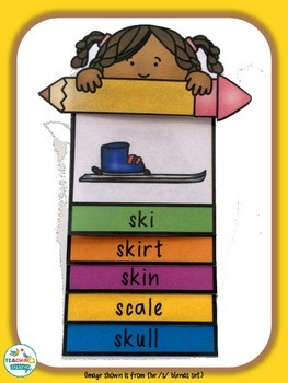 "Articulation ""Take Home"" Flip Books - K,G,F,V"