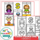 "Articulation ""Take Home"" Flipbooks - S, Z, L & R"
