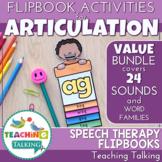 Articulation Flip Books