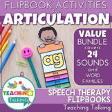 Articulation Flip Books