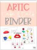 Articulation Take & Talk Binder