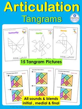 Articulation Tangrams