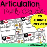 Articulation Task Cards
