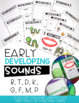 Articulation Task Cards- Early Developing Sounds