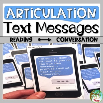 Articulation Text Messages