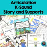 Articulation: The K Sound, Auditory Bombardment Story