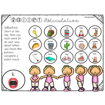 Articulation Therapy | Speech and Language Therapy| Movement- Based Learning
