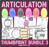 Articulation Thumbprint ART Bundle #3