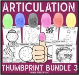 Articulation Thumbprint ART Bundle #3