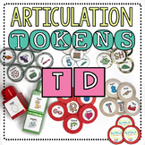 Articulation Tokens - T & D