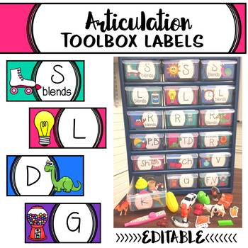 Articulation Toolbox Labels