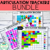 Articulation Trackers for Homework BUNDLE