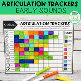 Articulation Trackers - EARLY Sounds