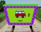 Articulation Train CVC Short Vowels Bundle with Superheroes