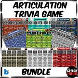 Articulation Trivia Game: Bundle
