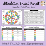 Articulation Trivial Pursuit Boom Card Digital Board Game