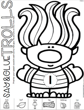Articulation Trolls for Speech and Language