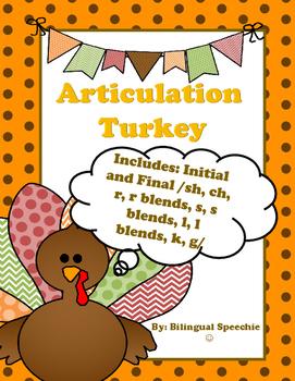 Articulation Turkey