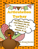 Articulation Turkey