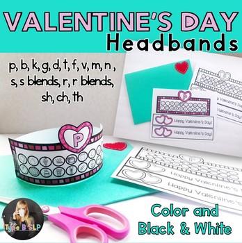 Articulation Valentine's Day Headbands FLASH FREEBIE