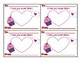 Articulation Valentines: Speech therapy, speech-language therapy activity